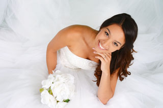 Bride with White Teeth